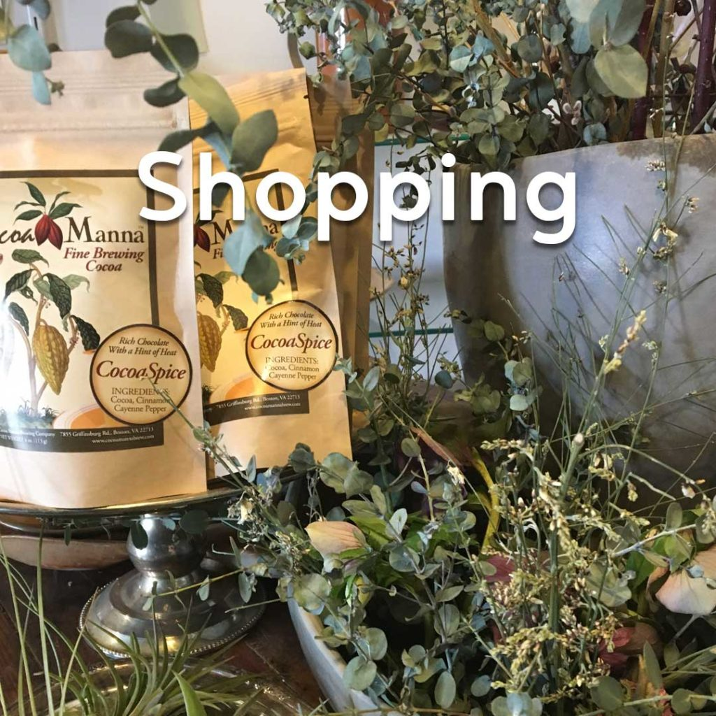 Shopping & Antiques in Rappahannock
