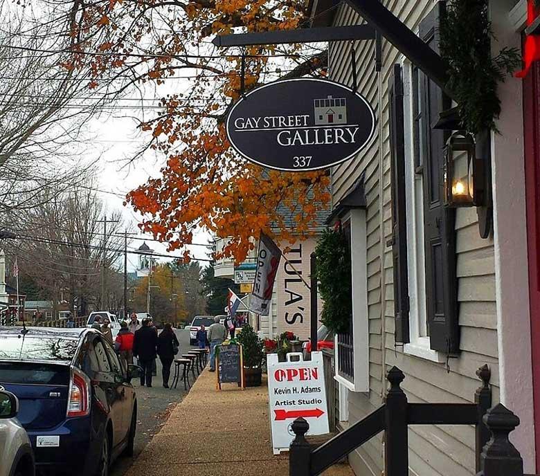 Art Galleries in Washington, VA